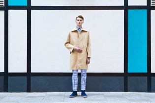 Carven 2014 Spring/Summer Editorial