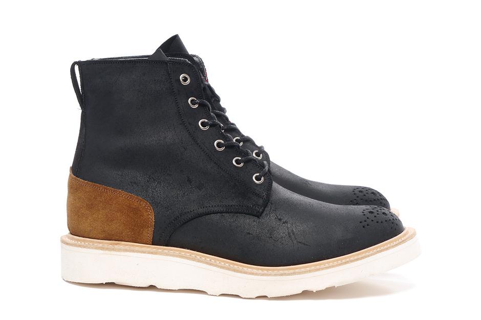 CASH CA x Tricker's 2013 Fall/Winter Footwear Collection