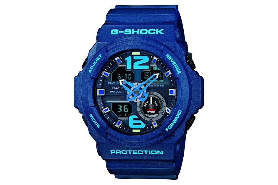 casio g shock 2014 big case collection
