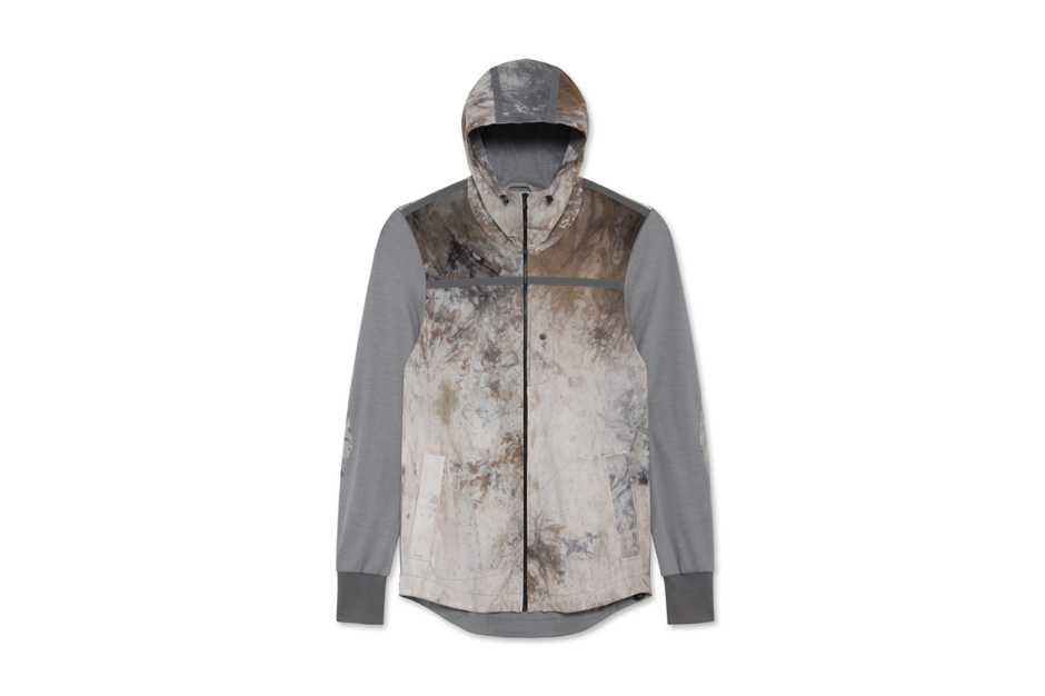 Christopher Raeburn Print Stretch Parka