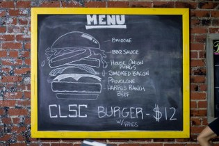 """CLSC Teams Up with The Golden State on the Limited Edition """"CLSC BBQ BURGER"""""""
