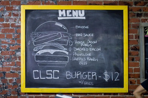 "CLSC Teams Up with The Golden State on the Limited Edition ""CLSC BBQ BURGER"""