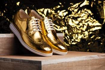 Winner Announcement! Cole Haan Limited-Edition Gold LunarGrand