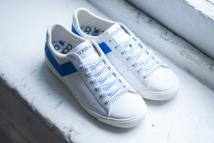 colette x PONY Topstar Collection