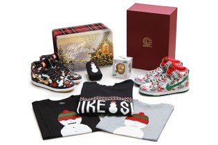 "Concepts for Nike SB 2013 ""Ugly Sweater"" Pack"