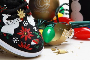 Concepts for Nike SB Teaser