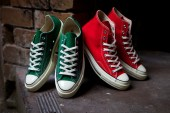 """Converse First String Chuck Taylor All Star """"Christmas"""" Pack"""