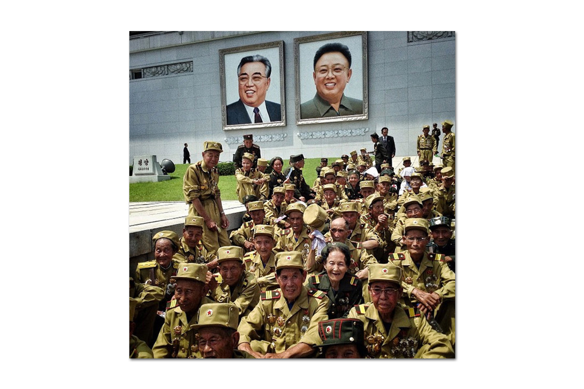 David Guttenfelder's Instagrams from North Korea