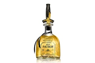 David Yurman x Patrón Limited-Edition Añejo Dagger Bottle Stopper
