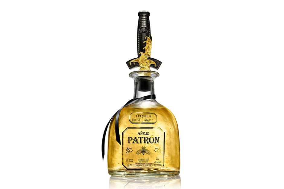 david yurman x patron limited edition anejo dagger bottle stopper