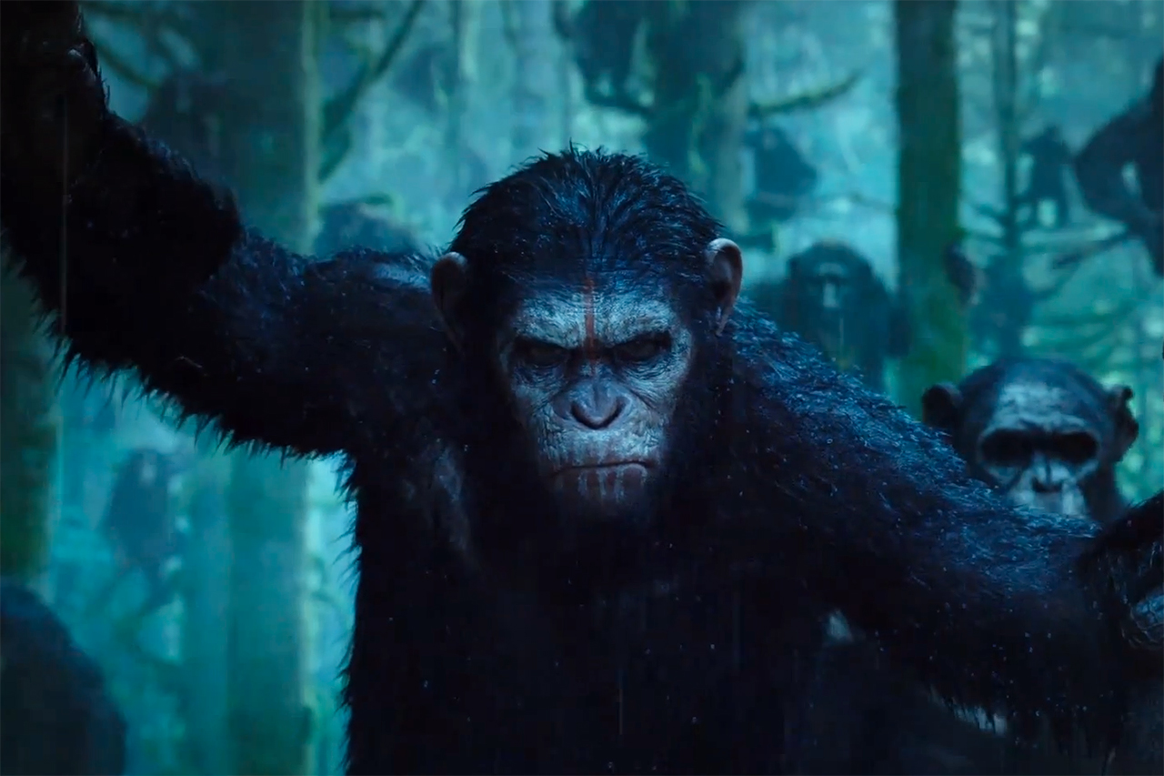 Dawn of the Planet of the Apes Official Teaser Trailer