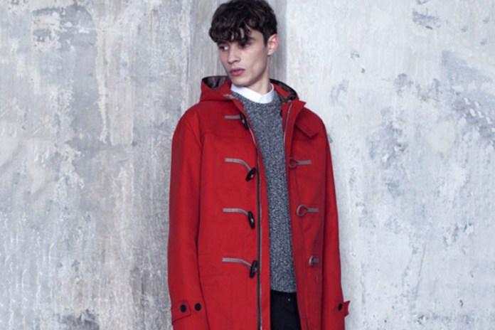 Dior Homme 2014 Pre-Fall Lookbook