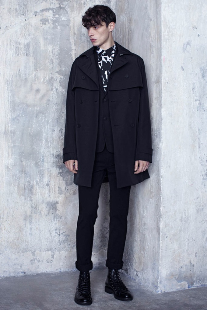 Dior Homme 2014 Pre-Fall Lookbook