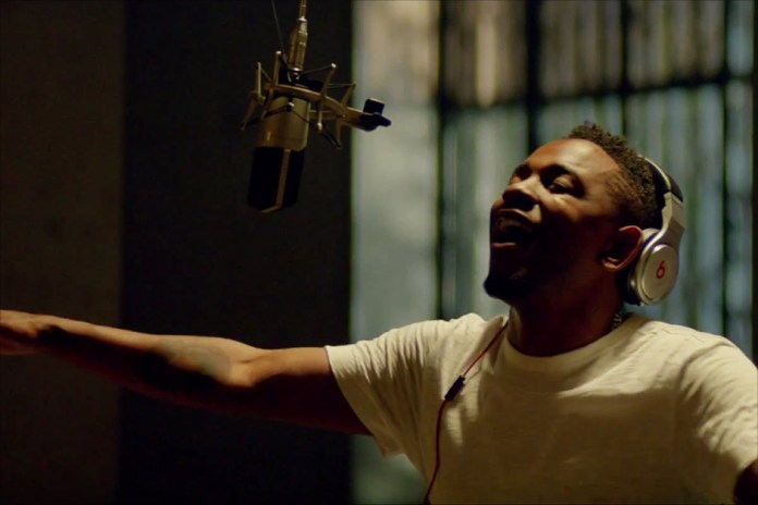 "Dr. Dre and Kendrick Lamar for Beats by Dre ""Director's Cut"" Video"