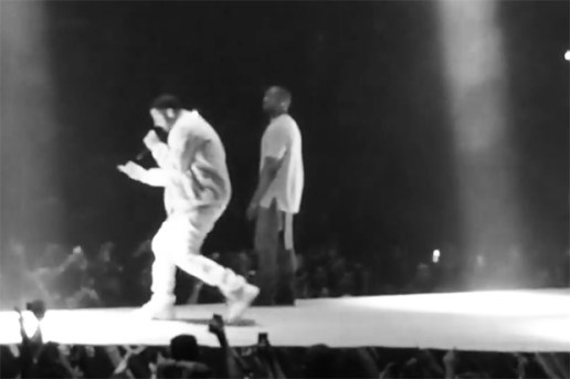 Drake Helps Kanye West Close Out the Yeezus Tour in Toronto