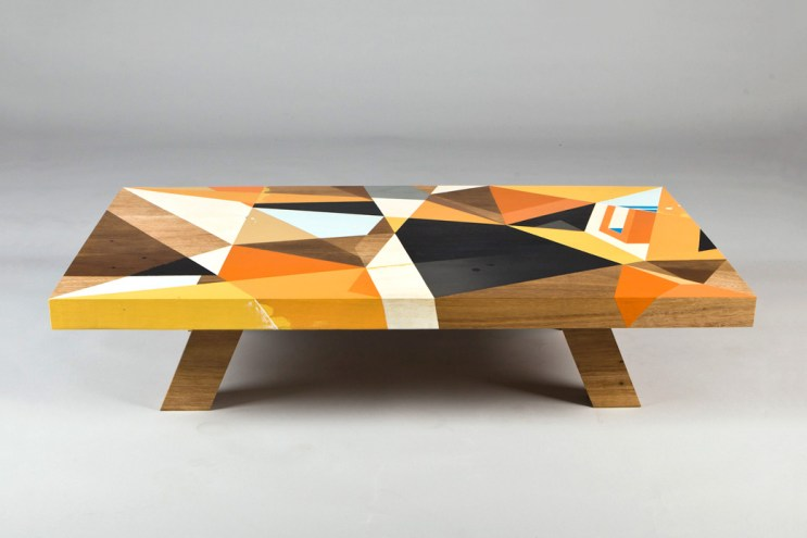 East Editions 001 Coffee Table