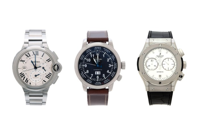 Eleven James Launches for Luxury Watch Rentals