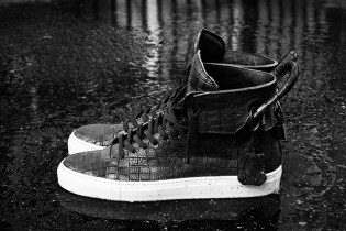 En Noir x Buscemi 125mm for Barneys New York