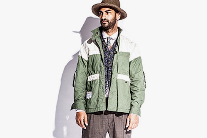 Engineered Garments 2014 Spring/Summer Collection