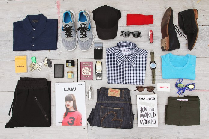 Essentials: Jonathan Freedman of Brutus