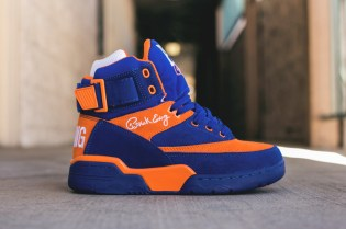 "Ewing Athletics 33 Hi ""Wheat"" & ""Knicks"""