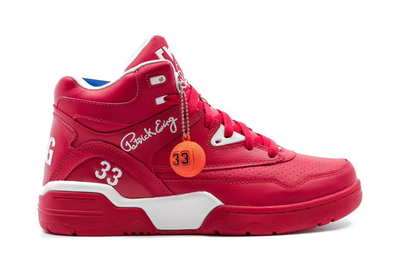 """Ewing Athletics Holiday 2013 """"Euro Exclusive"""" Pack"""