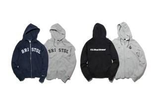 FCRB SOPH.shop & ISETAN MEN'S Exclusive New Year's Capsule