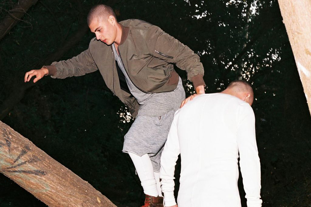 fear of god 2013 fallwinter brothers keeper lookbook