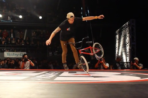 "G-Shock's ""REAL TOUGHNESS"" Showcases World's Best Flatland BMX Talent"