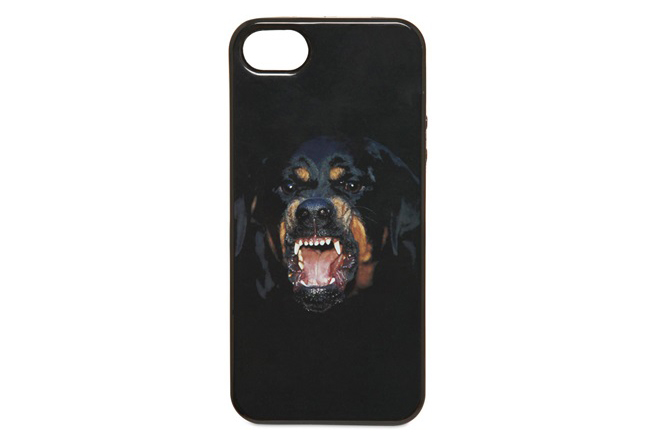 Givenchy Rottweiler iPhone 5 Hard Case