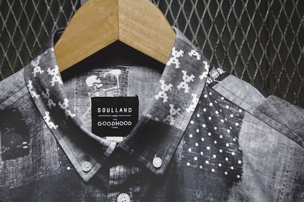 goodhood store for soulland 2013 fallwinter collection