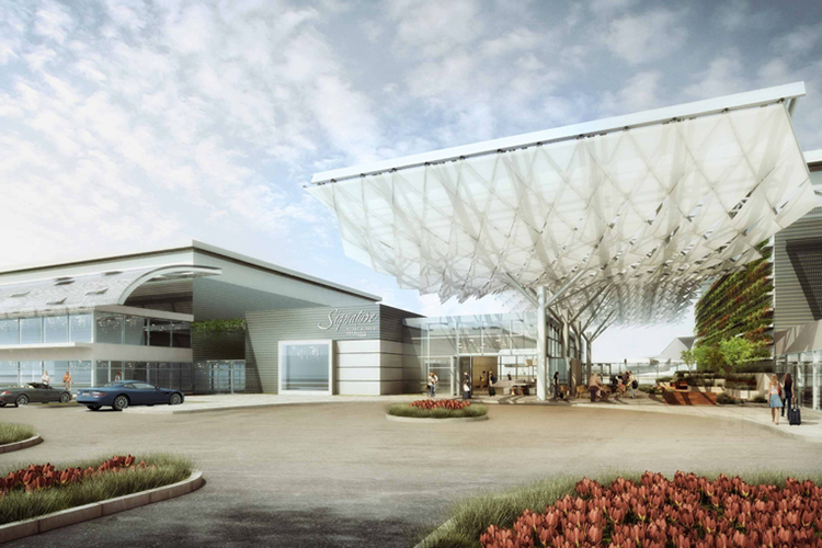 Google Breaks Ground On $82 Million Corporate Jet Facility