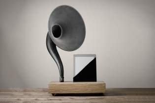 Gramophone iPhone and iPad Speaker