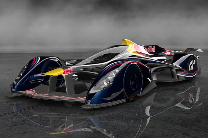 Red Bull X2014 Revealed for 'Gran Turismo 6′