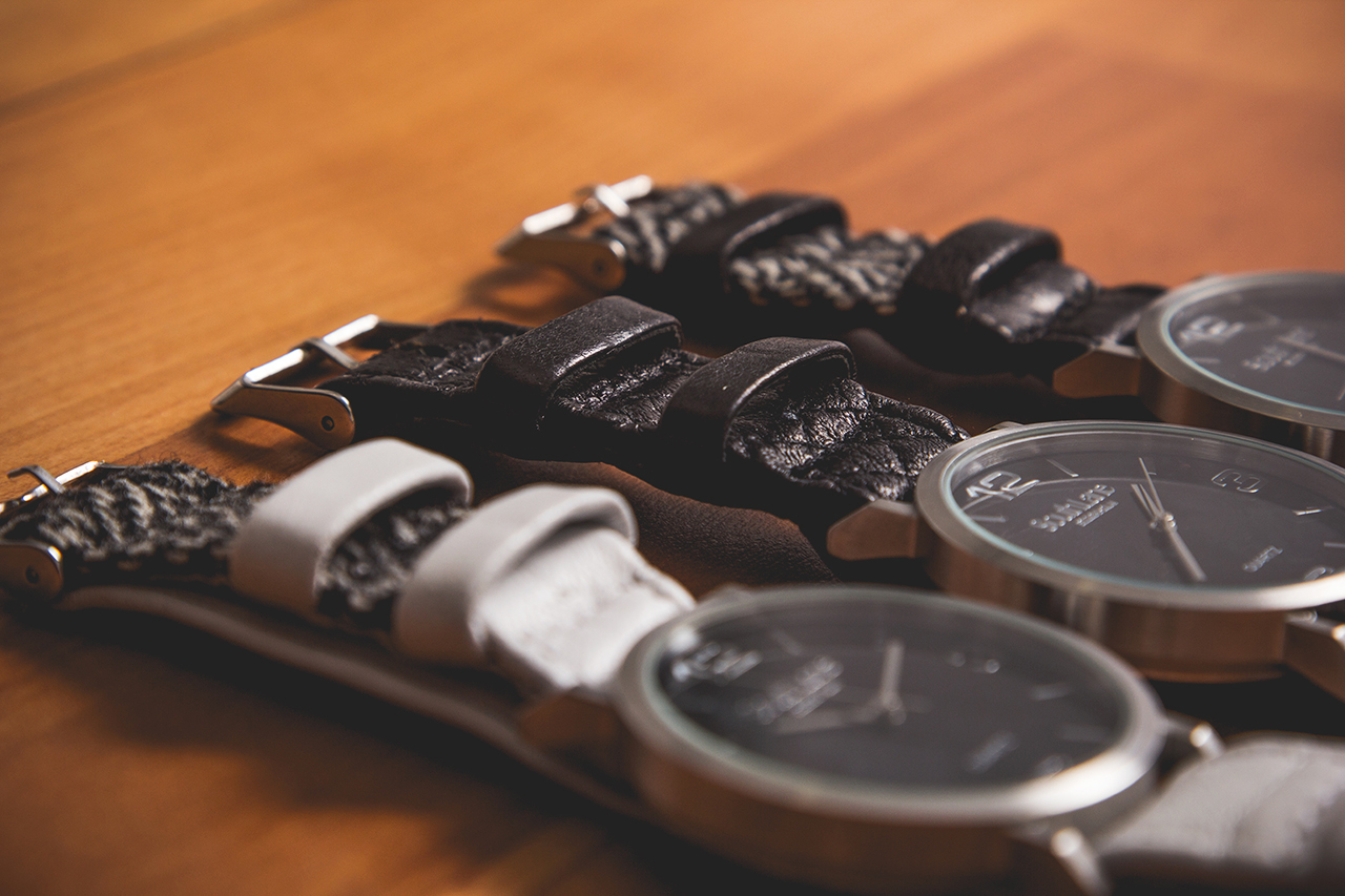 grungy gentleman x south lane watches