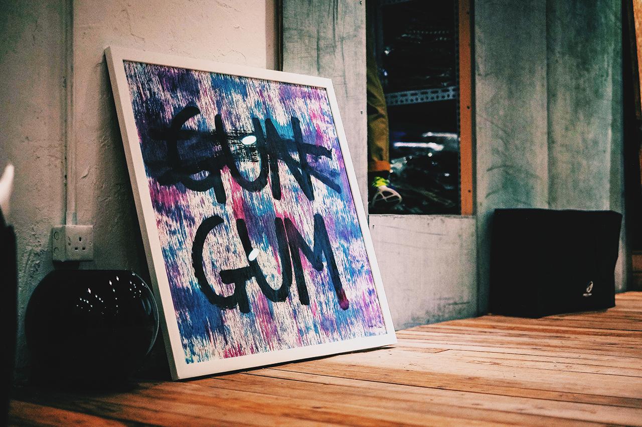 gum gum gum grand opening