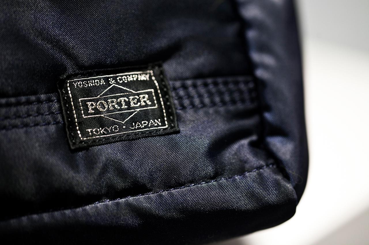 Head Porter 2013 Fall/Winter TANKER-ORIGINAL Kit Bag