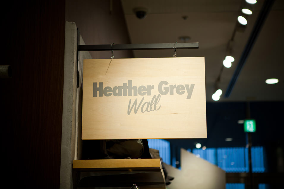 heather grey wall estnation pop up store 2