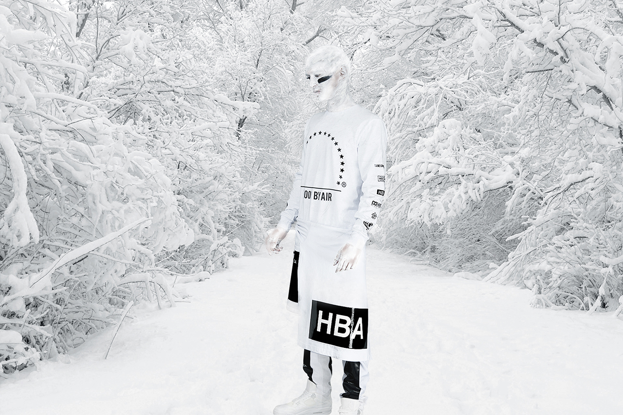 "Hood By Air for Yo'Hood 2013 Holiday ""BLACK XMAS"" Collection"