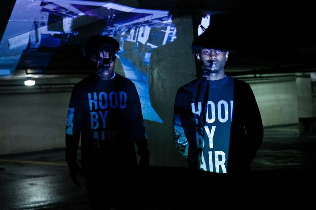 contraband boutique 2013 fallwinter hood by air through our eyes lookbook