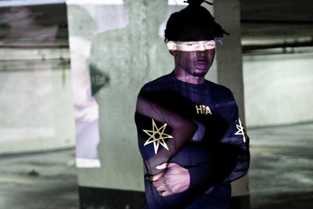 """Contraband Boutique 2013 Fall/Winter """"Hood By Air Through Our Eyes"""" Lookbook"""