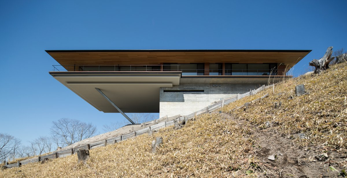 House in Yatsugatake by Kidosaki Architects Studio