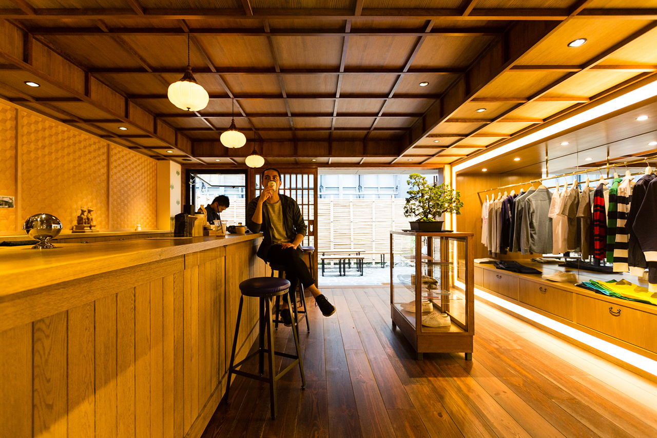 hypebeast road trips japan the full life time experience at the cafe kitsune