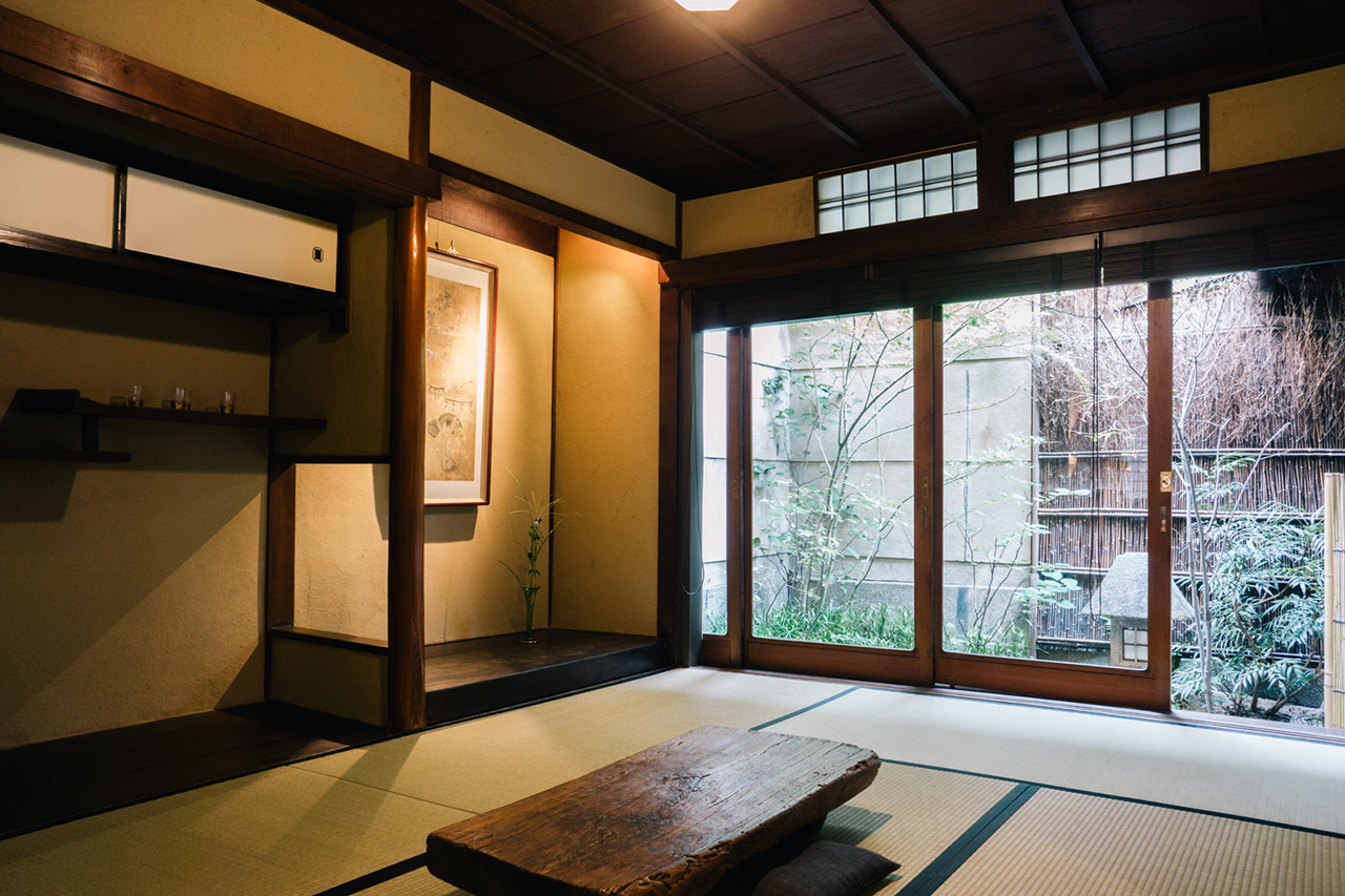 hypebeast road trips japan a traditional stay at koyuan machiya in kyoto