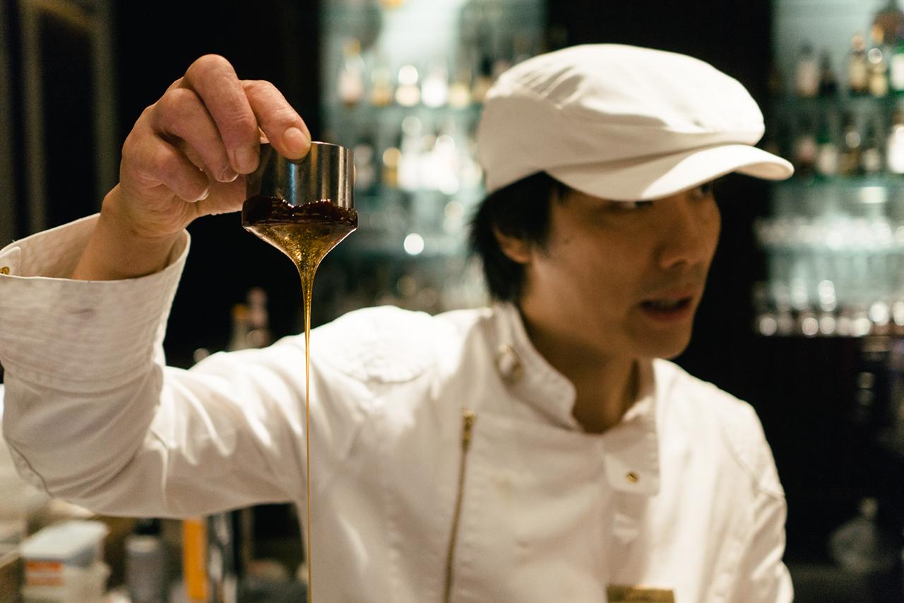 HYPEBEAST Road Trips Japan: Dining at the Tapas Molecular Bar at the Mandarin Oriental