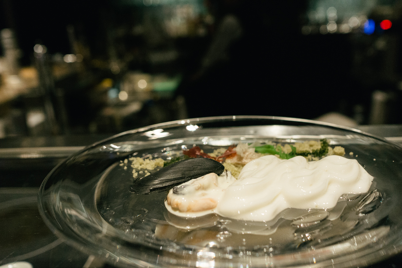 HYPEBEAST Road Trips Japan: Dining at the Tapas Molecular Bar at the Mandarin Oriental