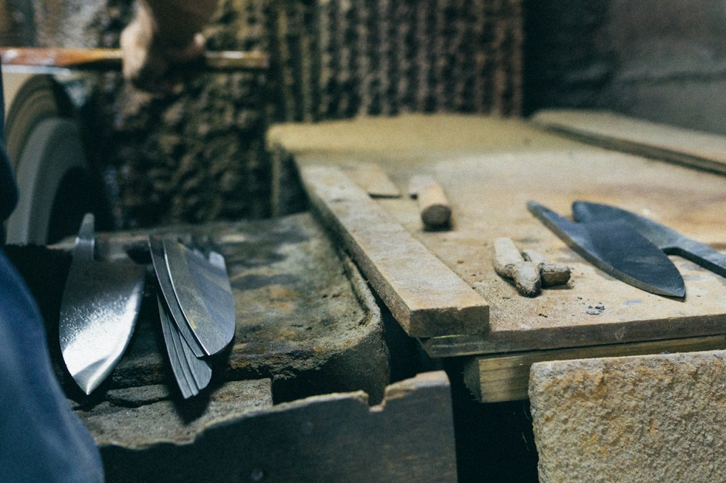 HYPEBEAST Road Trips Japan: The Art of Knife-Making with HIDE Knives in Sakai City