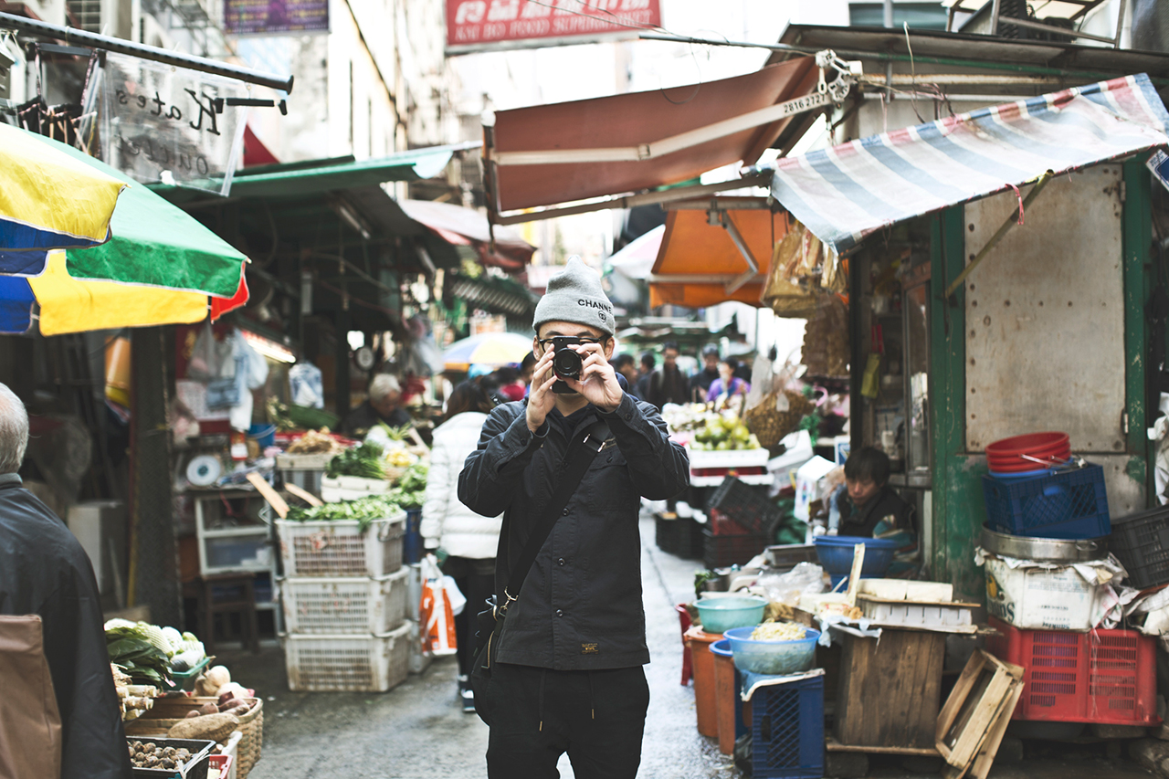 hypebeast shoots hong kong with the sony cyber shot dsc qx100
