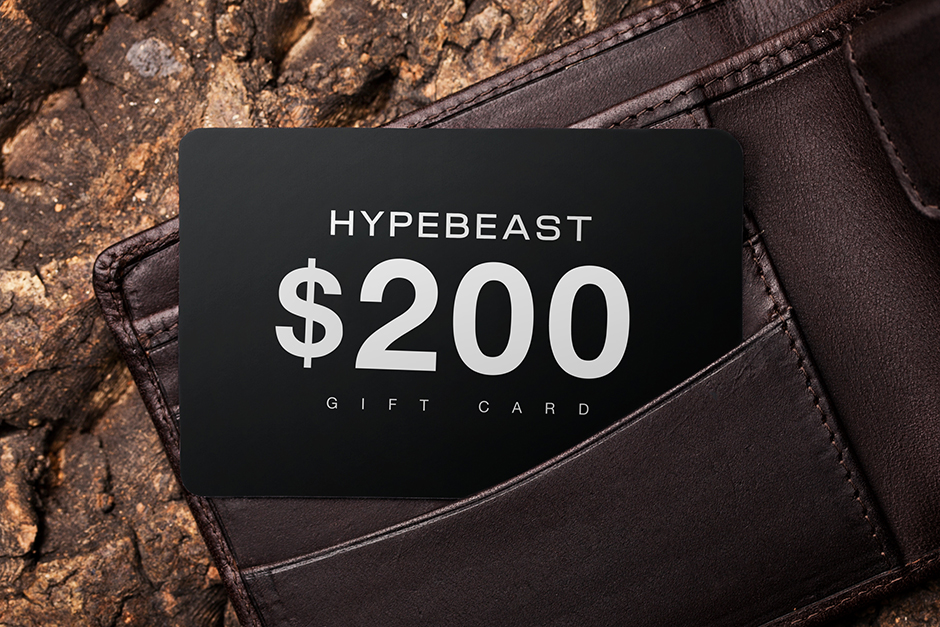 HYPEBEAST Store Gift Cards Available Now