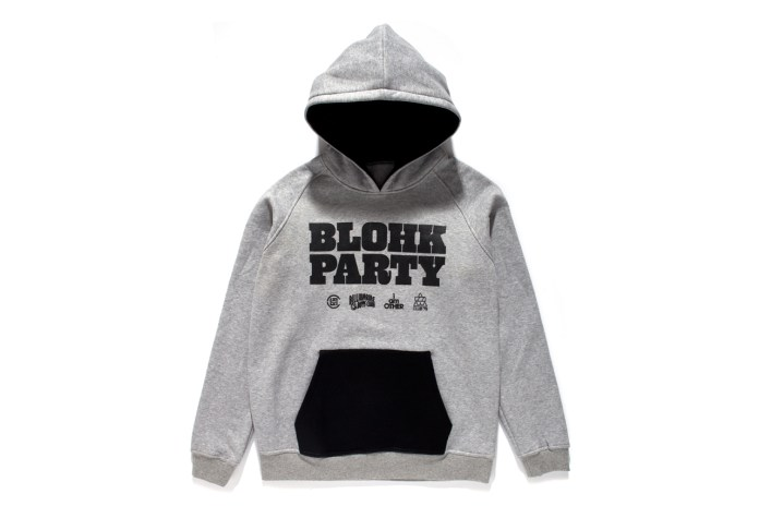 "i am OTHER x BBC x Club 75 x CLOT 2013 ""BLOHK PARTY"" Capsule Collection"